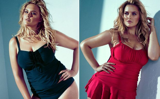As modelos plus-size que estão bombando no mundo fashion  Georgina Burke A australiana foi descoberta em 2013. Há pouco mais de um ano, ela fechou contrato com a marca de roupas Torrid e se tornou garota-propaganda oficial da empresa.