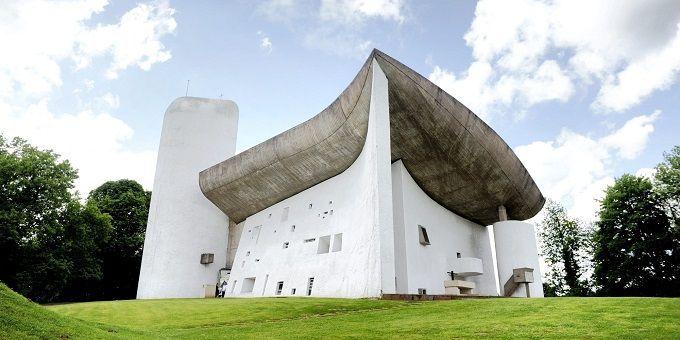 世界遺産と言っても何も古いものばかりではない 近代につくられた建築も世界遺産に登録されているのだ そんな近代建築の世界遺産を紹介 建築 コルビュジェ 近代建築