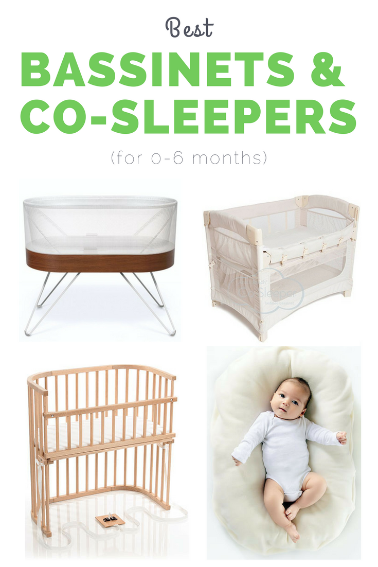 2016 Guide To The Best Bassinets Bedside Co Sleepers In Bed Co