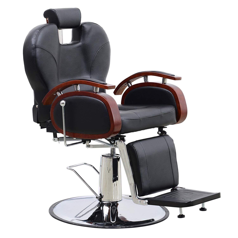 BarberPub All Purpose Hydraulic Barber Chair, 6154 8705