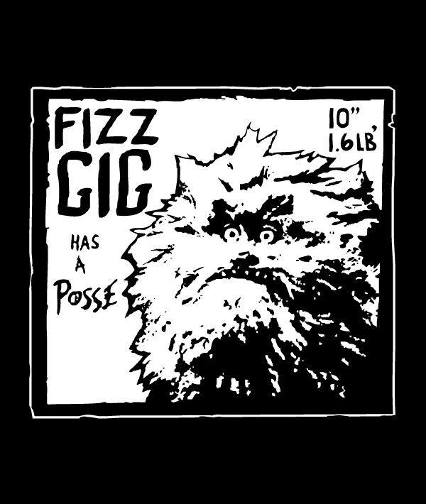 Fizzgig Has a Posse
