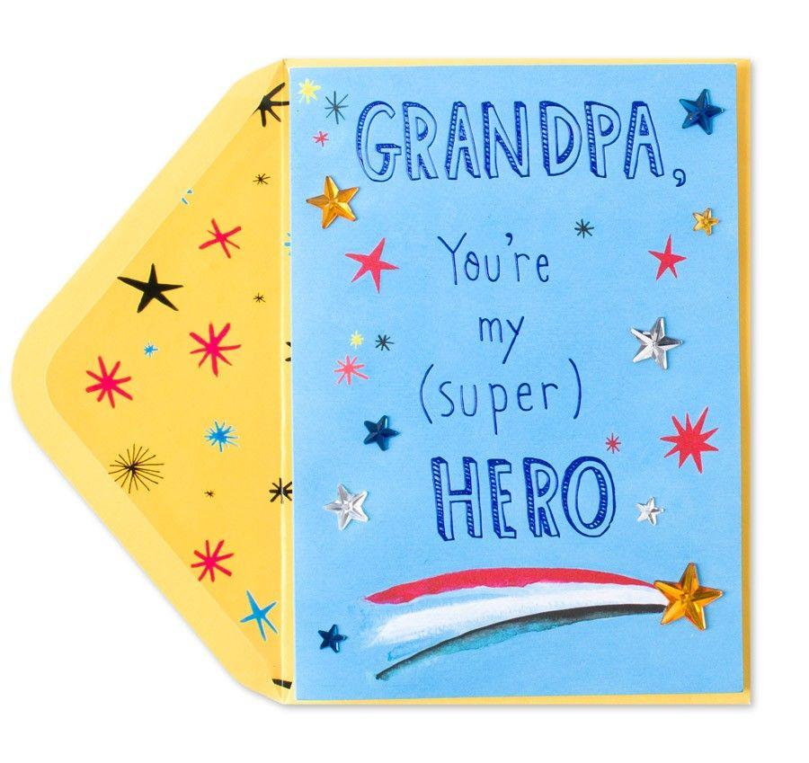 grandpa birthday card ideas