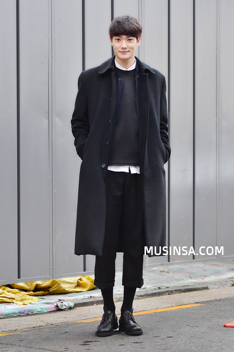 Winter Outfits Korean Style