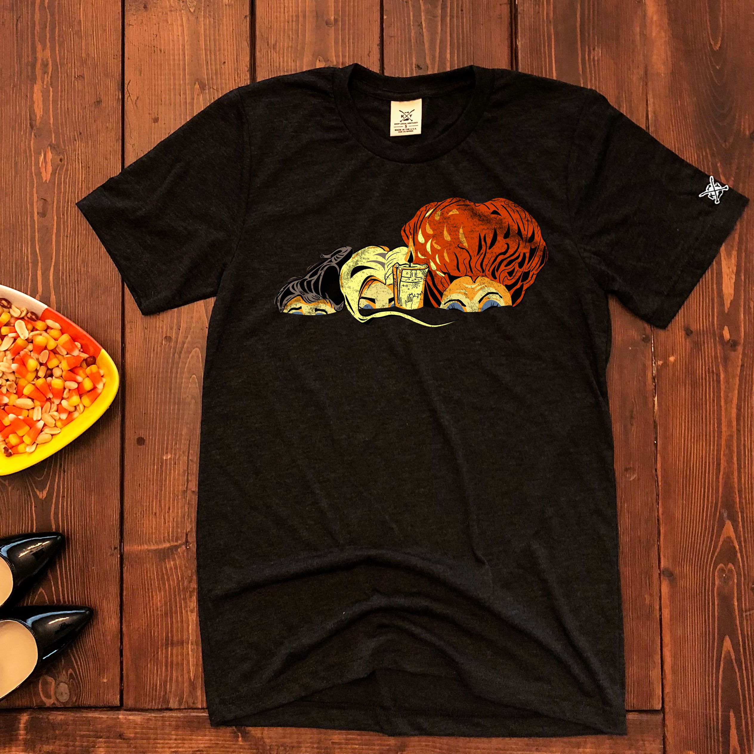 It's a little hocus pocus in Kentucky Sisters tees