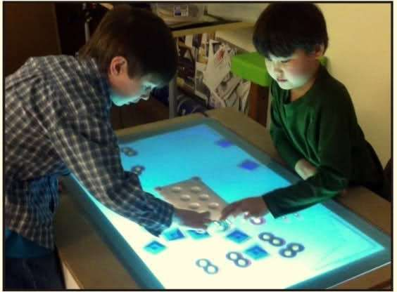 The Templeman Automation Playsurface is Interactive #furniture trendhunter.com