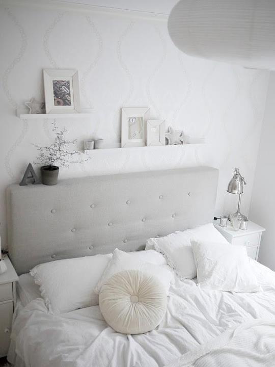 Regal Für Hinters Bett