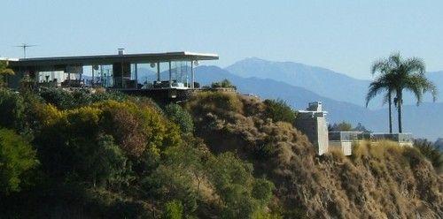 Pierre Koenig Case Study House 22, Los Angeles Stahl