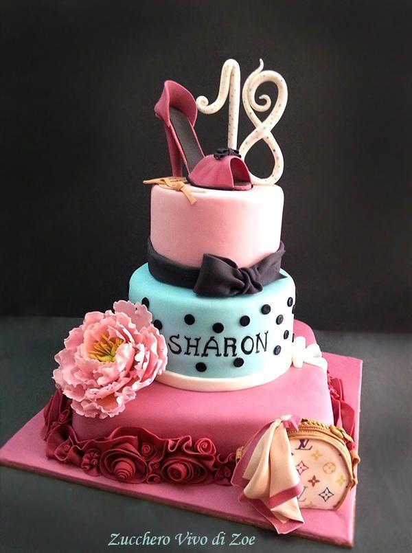Fashion Cake | Cakes & Cake Decorating ~ Daily Inspiration ...