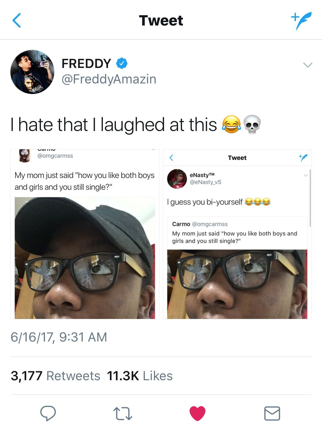 Pin By Nynia On Twitter Tea Funny Black Memes Black Memes Funny Relatable Memes
