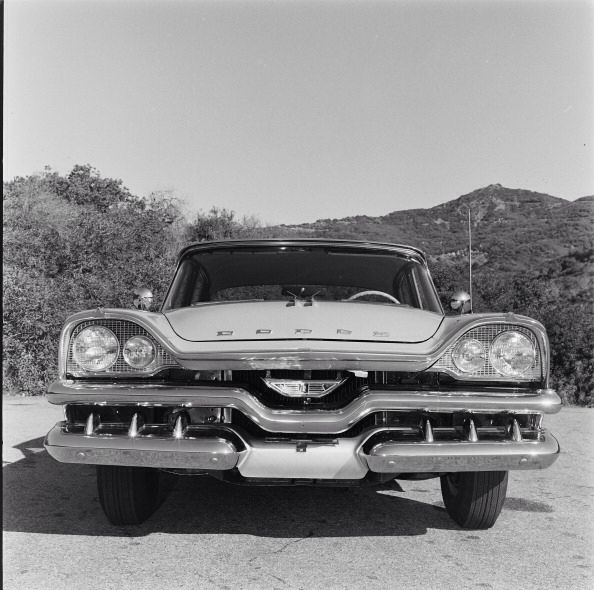 Royal Chevrolet Used Cars: Motor Trend Road Test Of 1957 Dodge Custom Royal D500