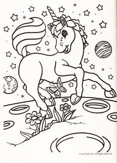 Lisa Frank Dolphin Coloring Pages Bubbles