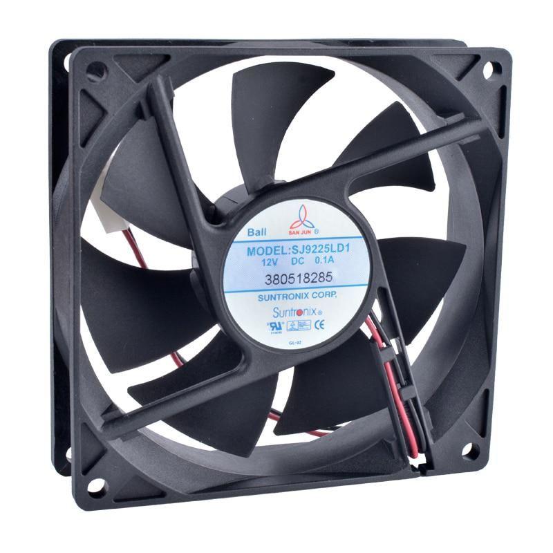 Cooling Revolution Sj9225ld1 9cm 90mm 92mm Fan 9025 9225