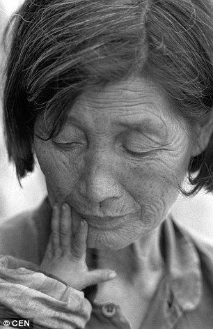 Lou Xiaoying has been praised in China for saving more than 30 abandoned babies over the years