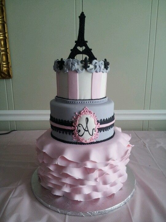 Paris Cakes Cakes Desserts Pinterest Cake Paris Cakes And