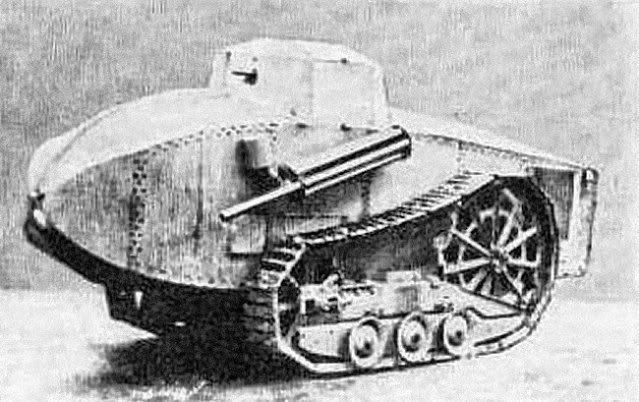 Weird tanks - History Forum ~ All Empires - Page 4 | Strange