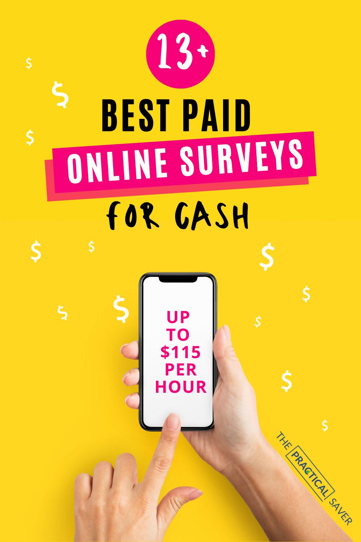 15 Best Survey Sites (2020) Online surveys for money