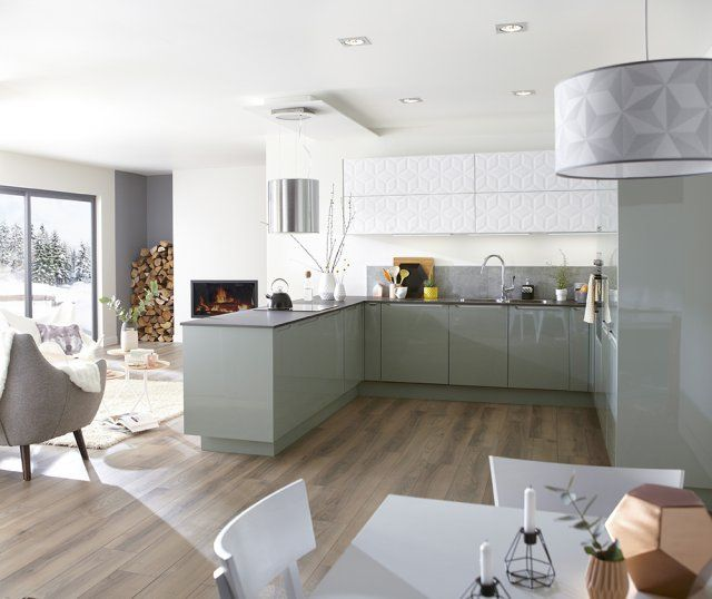 Les nouvelles cuisines Leroy Merlin Cuisine aménagée, Cuisine