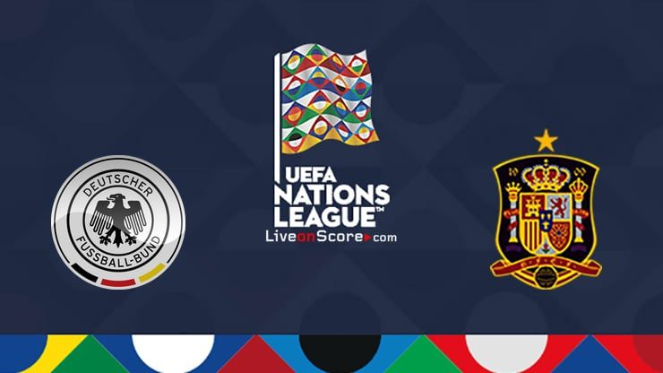 Germany Vs Spain Preview And Prediction Live Stream Uefa Nations League 2020 Allsportsnews Football Previewandpred In 2020 Germany Vs Spain Football League League