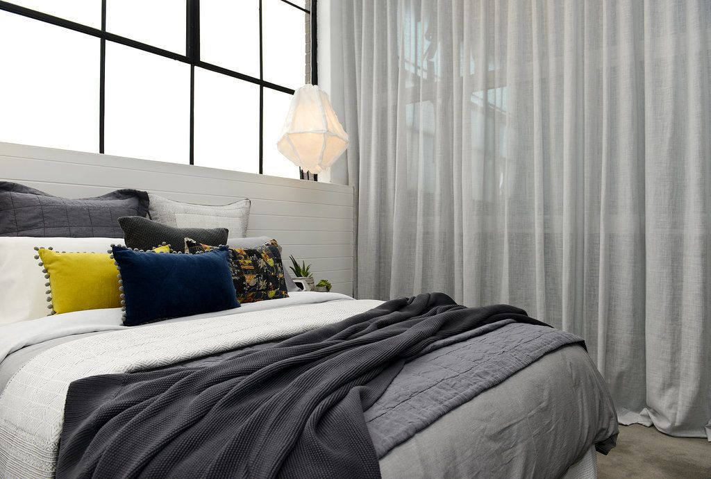 The Block Master Bedroom 2014 the block glasshouse's first room reveals!   room, bedrooms and