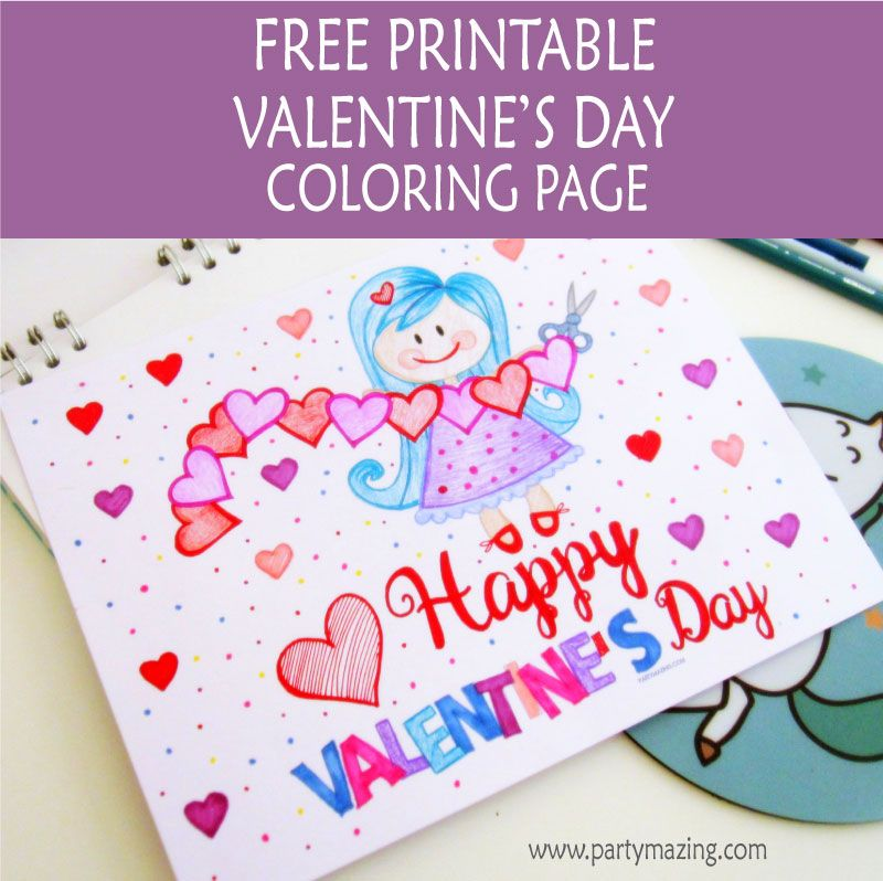 Card Making Party Ideas Part - 23: Valentineu0027s Day Card Making Party - Partymazing