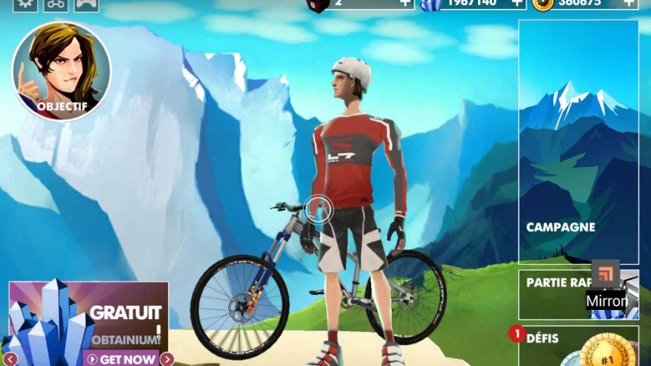 Bike Unchained Screenshot Tool Hacks Ios Android Games
