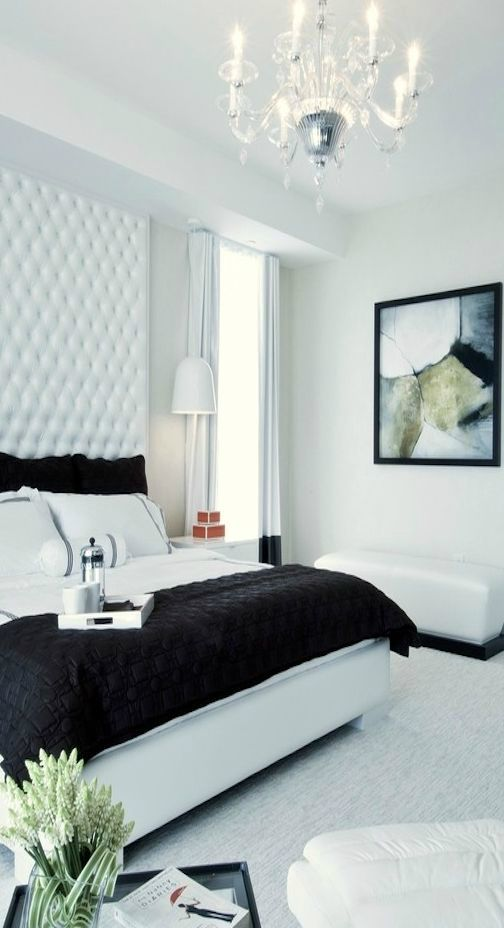 10 Glamorous Bedroom Ideas Design
