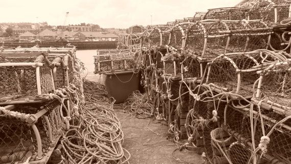 Whitby Lobster Pots by JDUCK1979 on Etsy