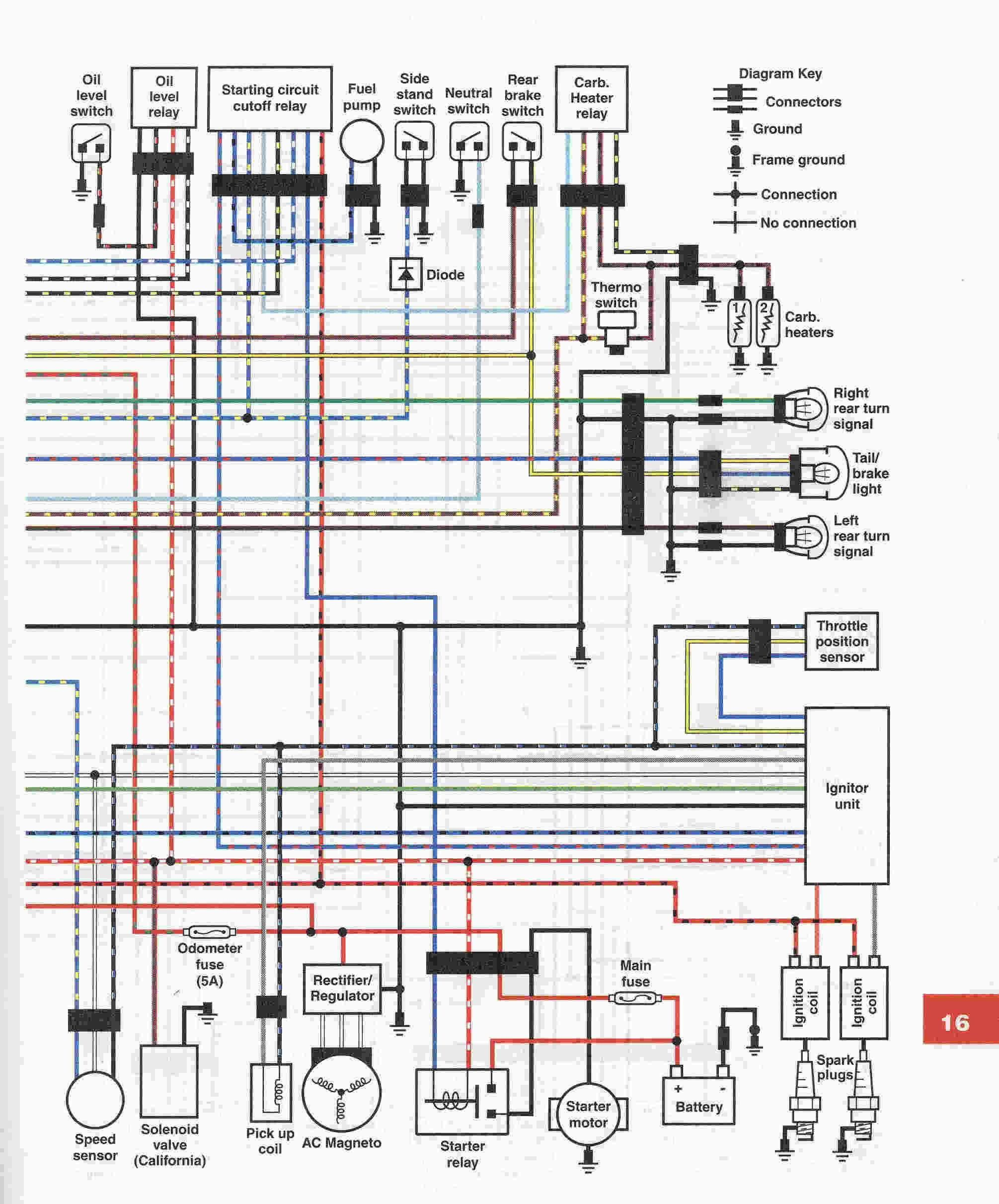 Lovely Wiring Diagram Xs650 Diagrams Digramssample Diagramimages Diagrama De Circuito Electrico Diagrama De Circuito Circuito Electrico