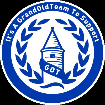 Grandoldteam S Logo Grandoldteam Com Football Logo Sports Merseyside