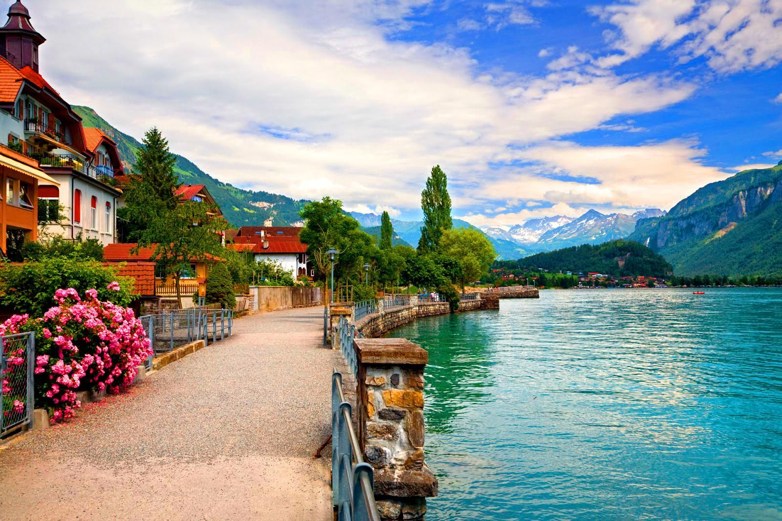 World 39 S Happiest People Live Here Switzerland Bern And Beautiful Places