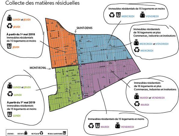 Ville De Montreal Arrondissement Le Plateau Mont Royal