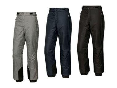 CRIVIT®PRO Heren skibroek Pants, Parachute pants, Fashion