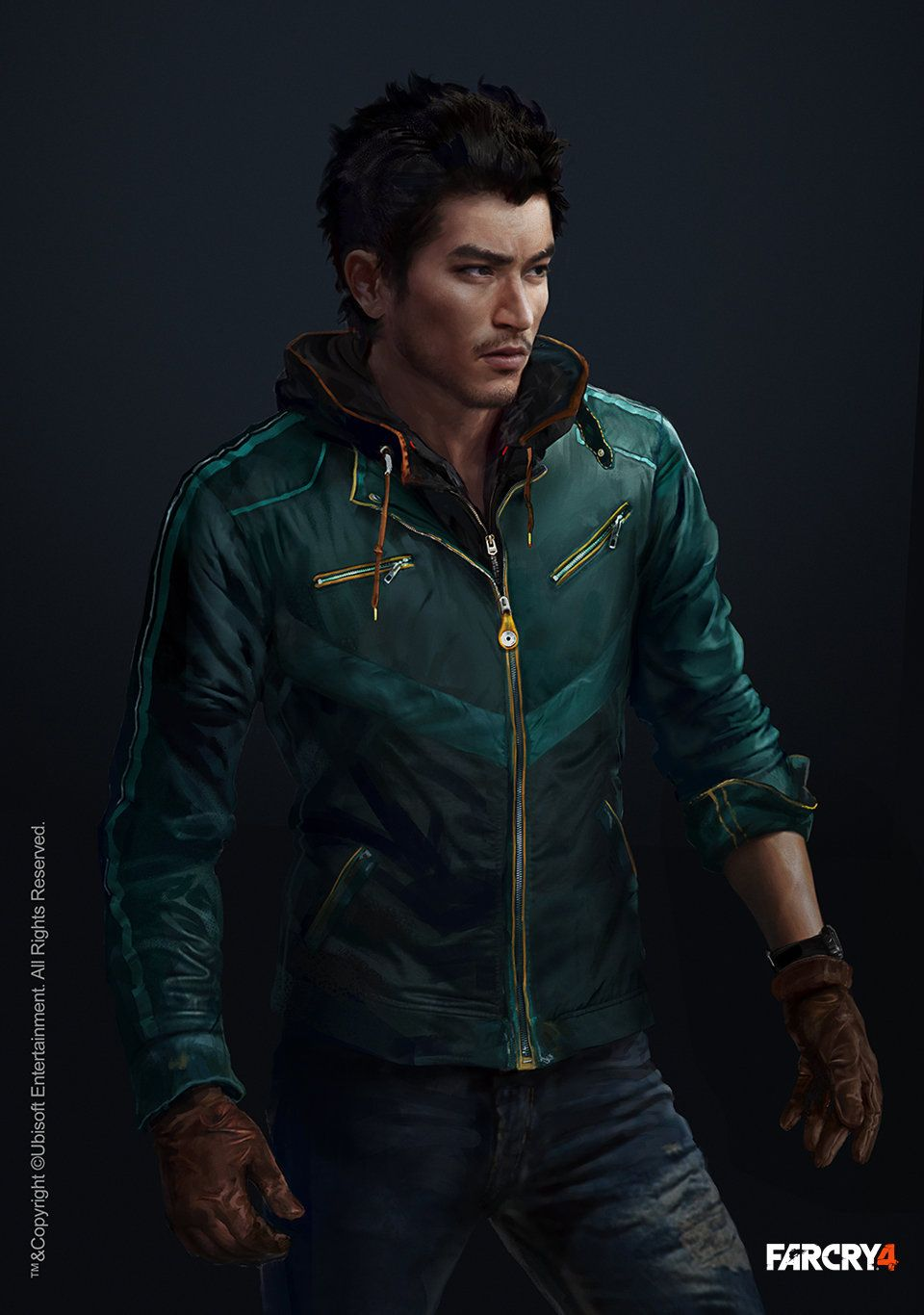 Far Cry 4 Is Full Of Beautiful People Far Cry 4 Concept Art