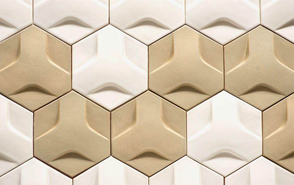 Dimensional Tile dimensional tile | modcraft | contemporary wall tile | modern