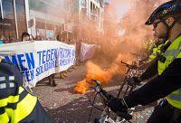 Laat ze niet lopen! - protesteer tegen extreemrechtse demonstraties!: Utrecht overstemt Pegida manifestatie
