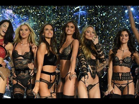 c637e7cb8b The Victoria s Secret Fashion Show Holiday Special New York 2018 PART1 -  YouTube