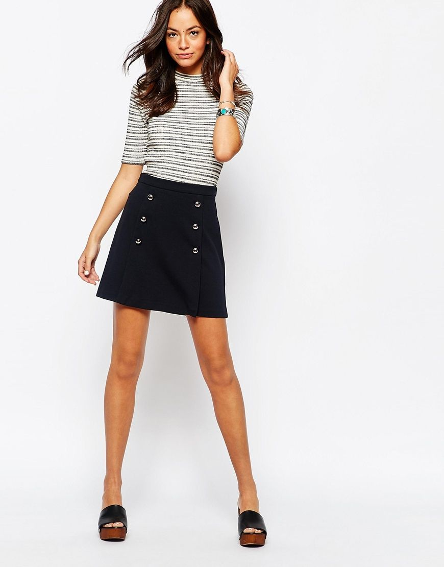 New look us skirt desirable objects pinterest s workwear
