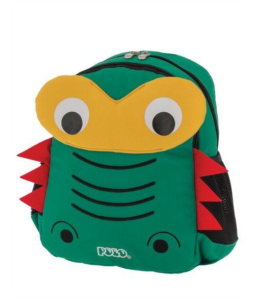 02290056b67 Σακιδιο νηπιου polo animal junior froggy   Τσάντες Νηπίου ...