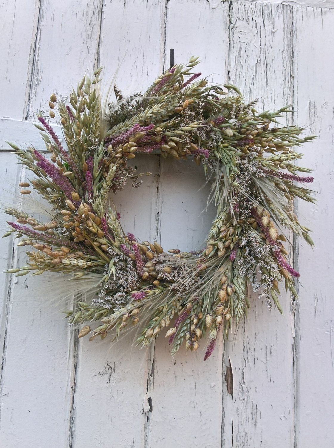 Dried Flower Wreath Wedding Decoration Summer Flowers