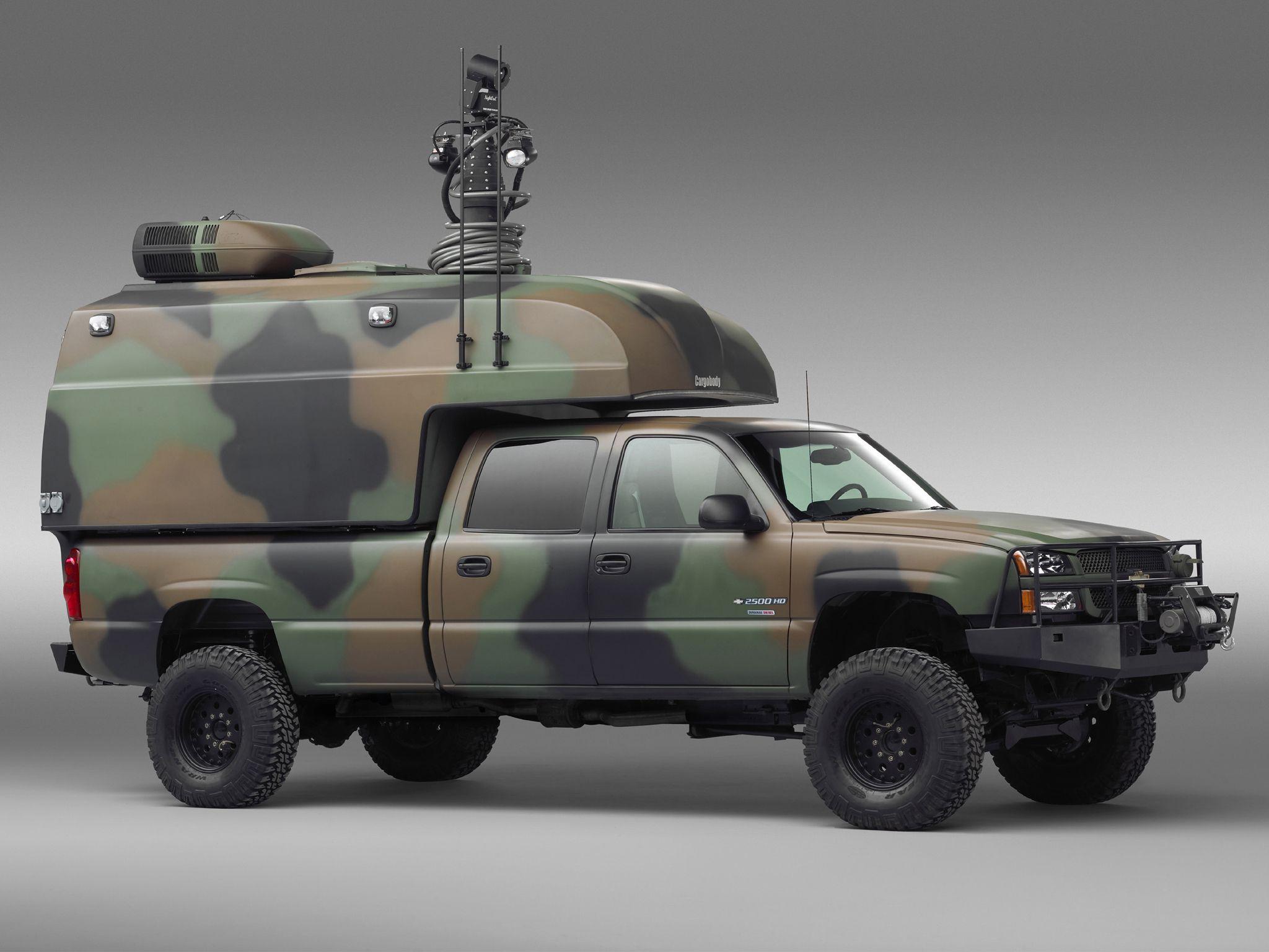 Chevy Silverado 2500 Camouflage Diesel Trucks Muddy Trucks