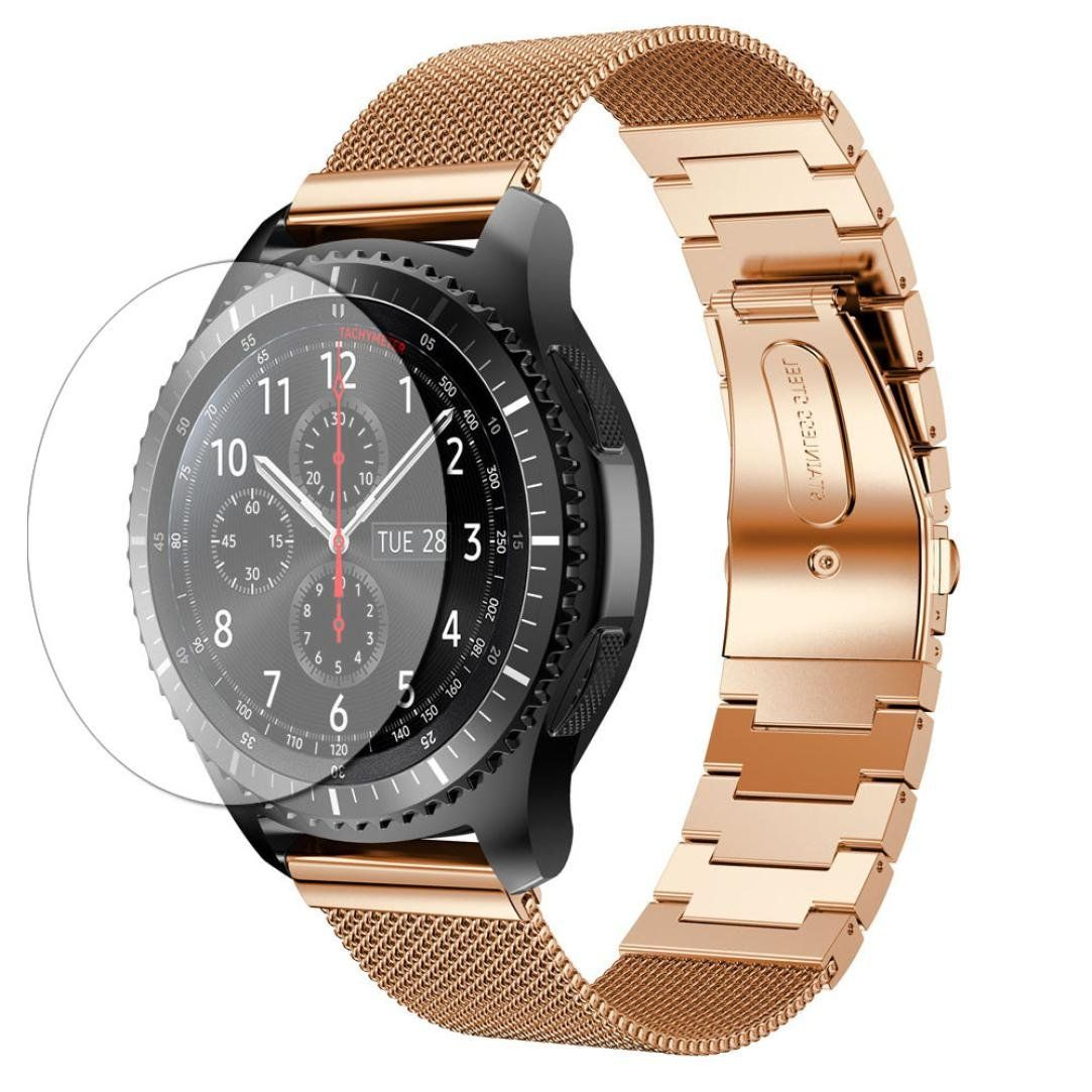 For samsung galaxy gear s oksale milanesestainless steel bracelet