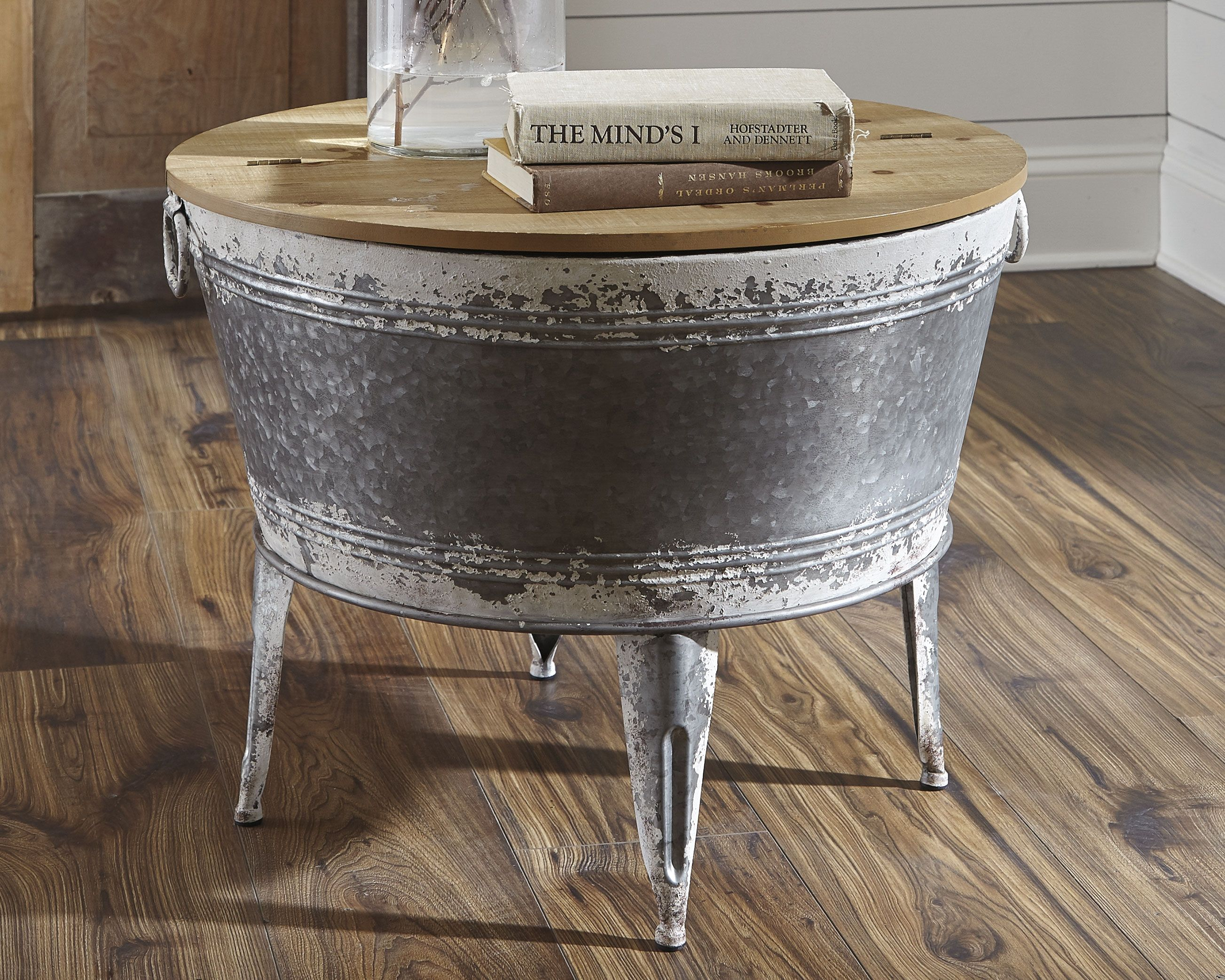 Shellmond Coffee Table With Storage With Images Coffee Table Coffee Table Farmhouse Coffee Table With Storage