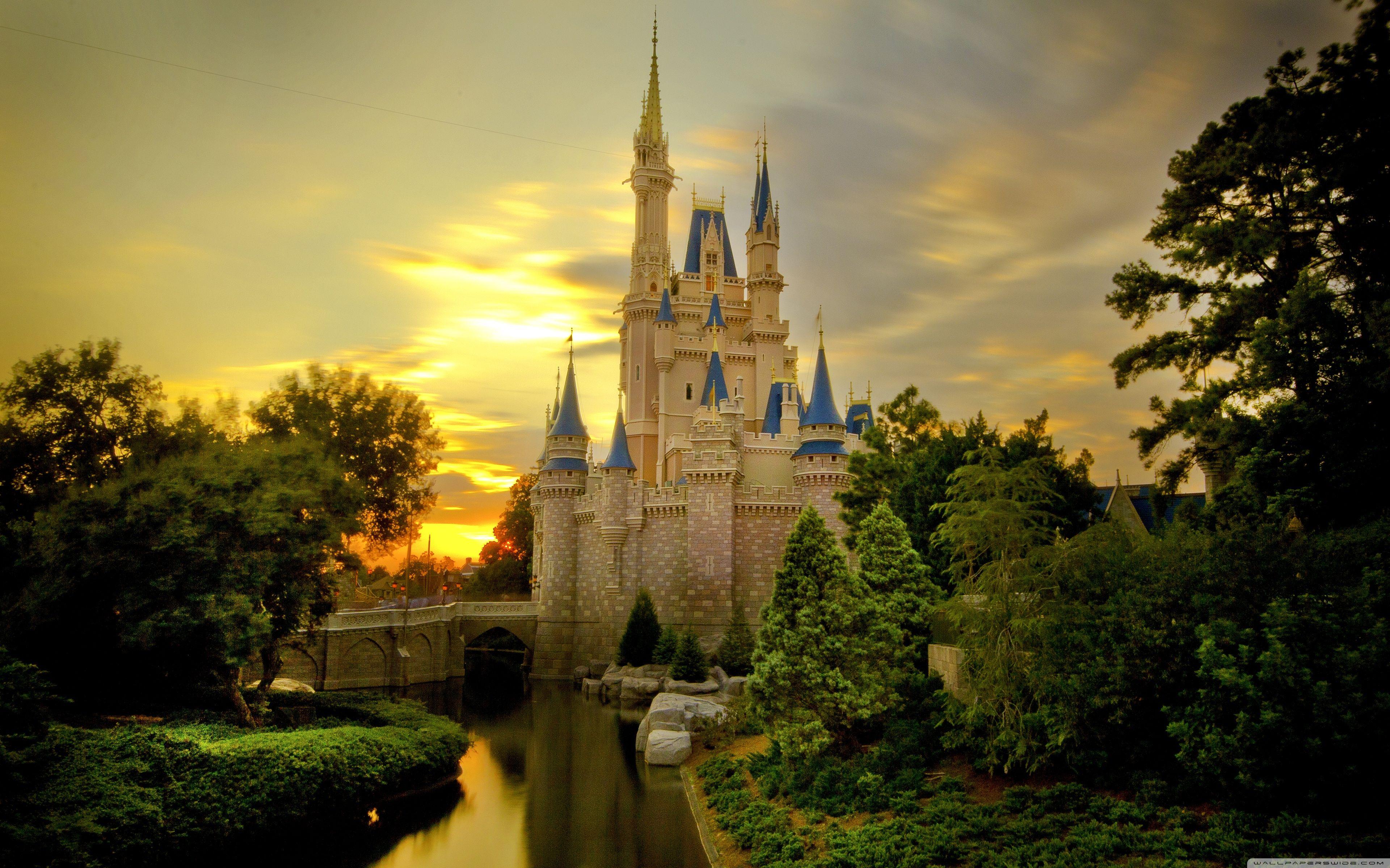 Cinderella Castle Cinderella castle, Fantasy castle