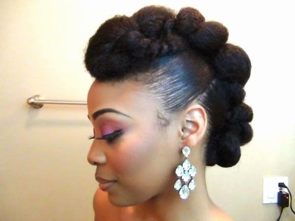 Updo for Wedding Guest Fresh Updo Hairstyles for Black Hair Weddings - soxuefo - #Black… in 2020 ...