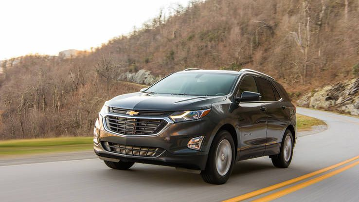 Official 2018 Chevy Equinox Diesel Gets 39 Mpg Highway