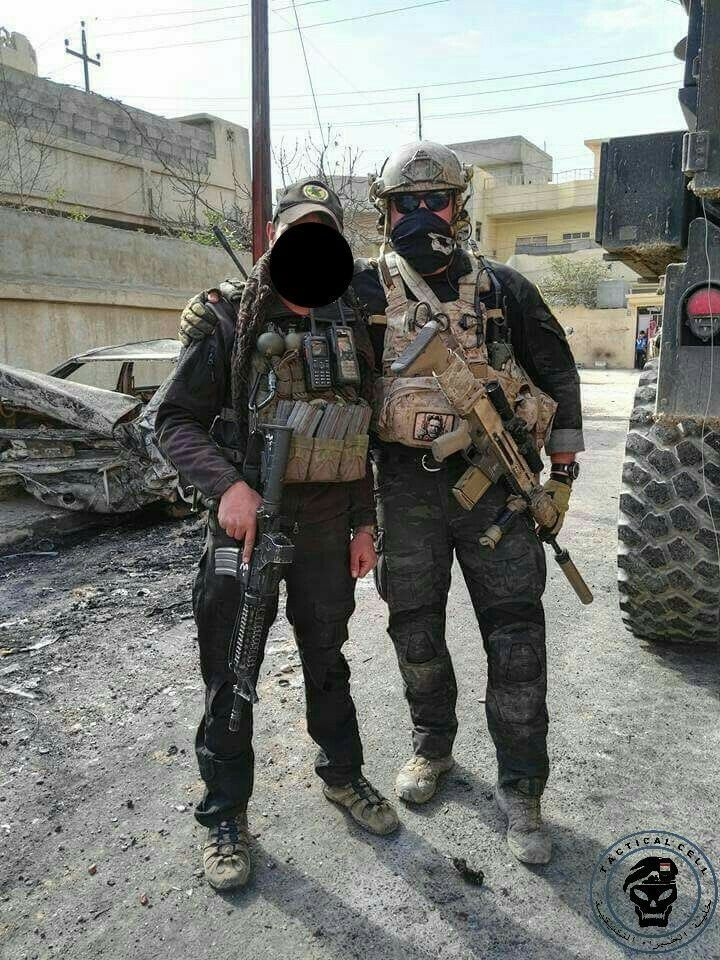 MARSOC and others SOF units DPR Military