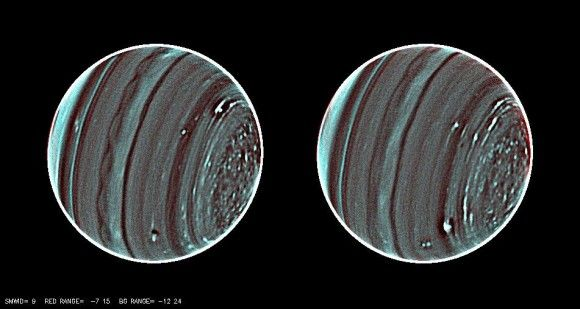 Uranus is not a tranquil planet at all, contrary to what seems possible at our current understanding of nature
