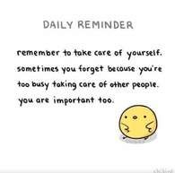 daily reminder for #fibrofriends