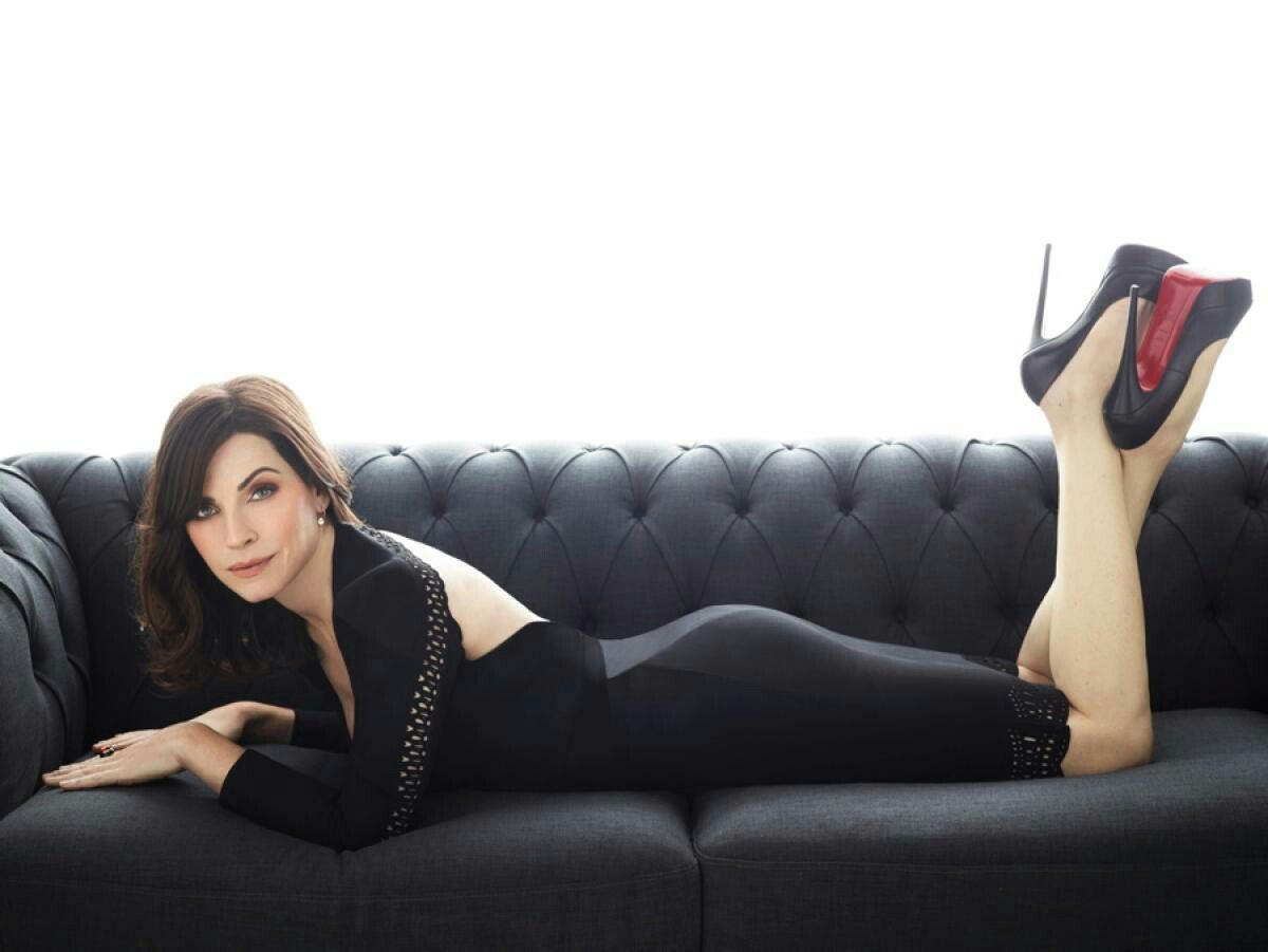 Julianna Margulies Nude & Sexy Pics And Sex Scenes