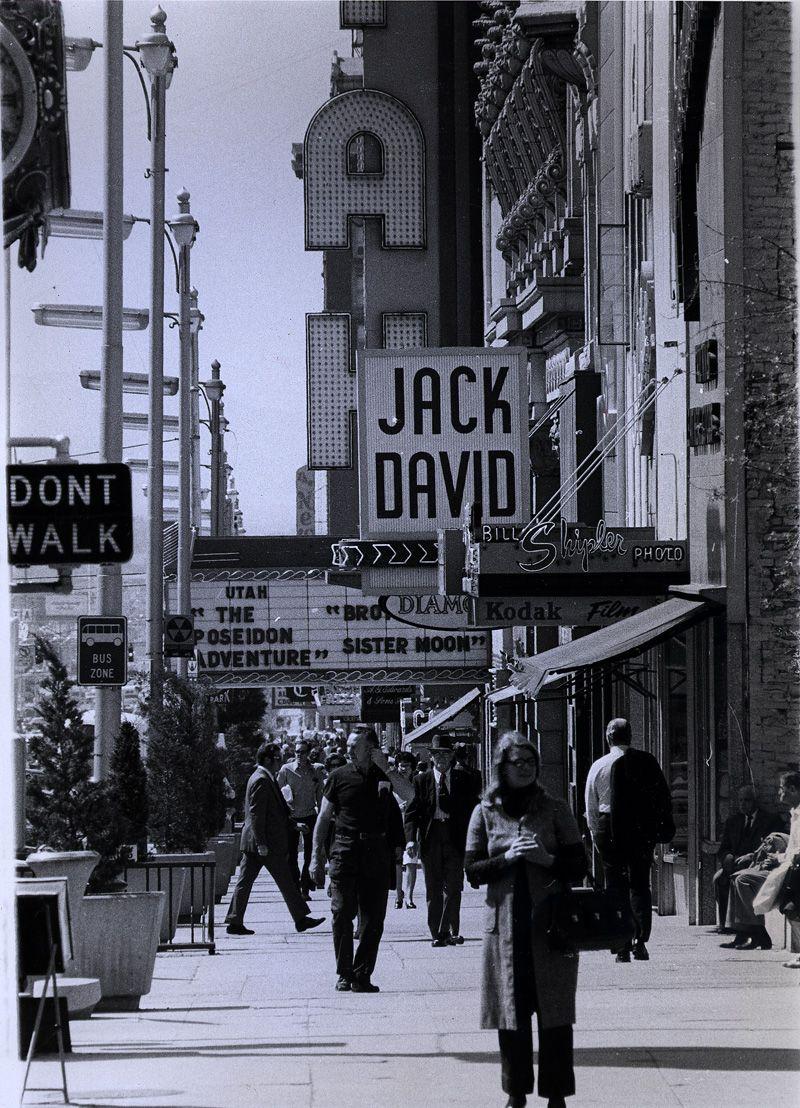 Image result for salt lake city utah 1960s salt lake
